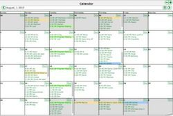 Calendar and Scheduling Solutions